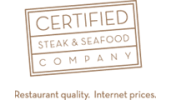 Certified Steak and Seafood
