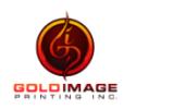 Gold Image Printing
