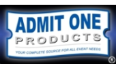Admit One Products
