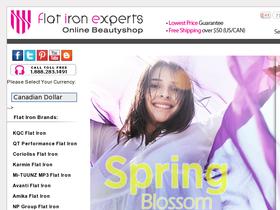 Flat Iron Experts Coupons
