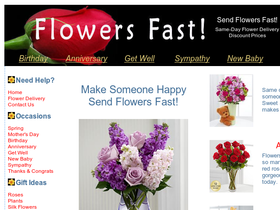 Flowers Fast Coupons