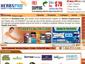 HerbsPro Coupons