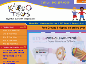Kazoo Toys Coupons
