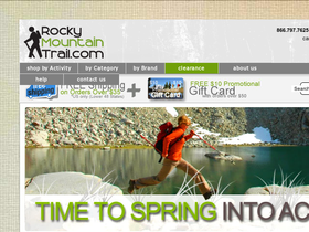 Rocky MountainTrail Coupons