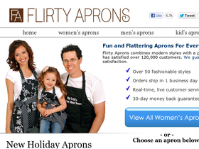 Flirty Aprons Coupons