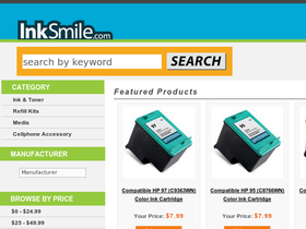 InkSmile Coupons