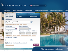 Learn More About accorhotels.com