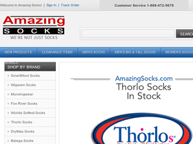 Amazing Socks Coupons
