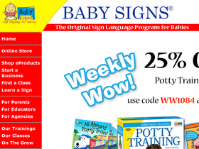 Baby Signs Coupons