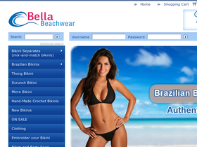 Bella Beachwear Coupons