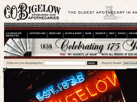 C.O. Bigelow Coupons