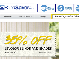 BlindSaver Coupons