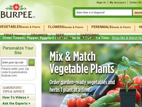 Burpee Gardening Coupons