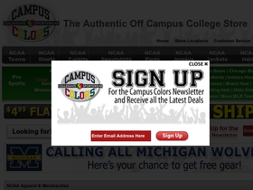 Campus Colors Coupons