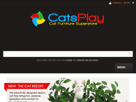 Cat's Play Coupons