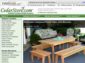 Cedar Store Coupons