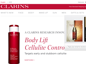 Clarins Coupons