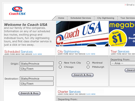 Coach USA Coupons