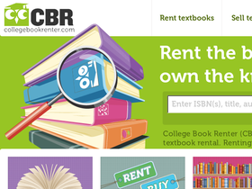 College Book Renter Coupons