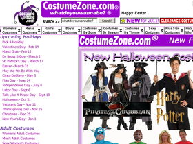 Costume Zone Coupons