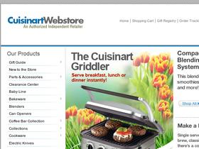 Cuisinart Webstore Coupons