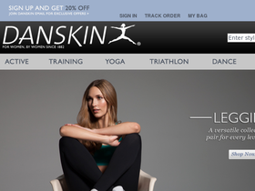 Danskin Coupons