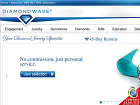 DiamondWave Coupons