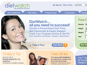 Diet Watch Coupons