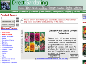Direct gardening coupon code