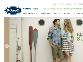Dr. Scholls Shoes Coupons