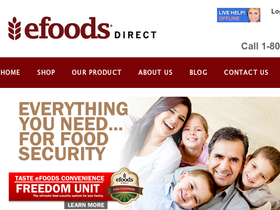 eFoods Direct Coupons