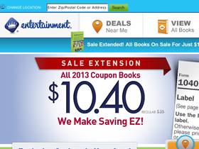 Entertainment.com Coupons