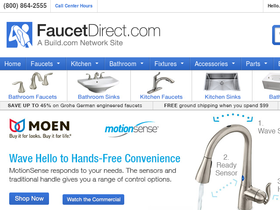 FaucetDirect Coupons