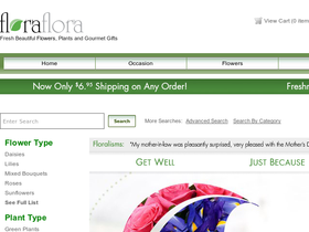 FloraFlora Coupons