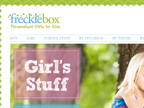 Frecklebox Coupons