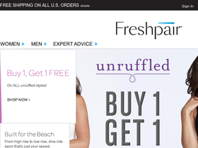 Freshpair Coupons
