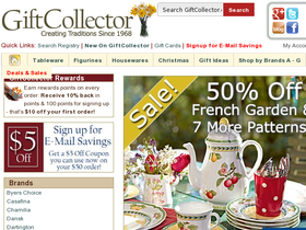 Gift Collector Coupons