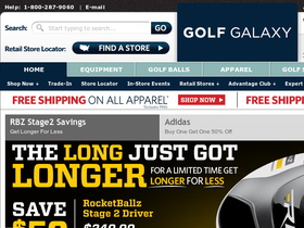 Golf Galaxy Coupons