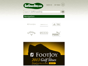 Golf Shoes Only Coupons
