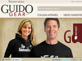 Guido Gear Coupons