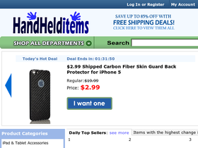 HandHelditems Coupons