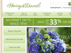 Harry & David Coupons