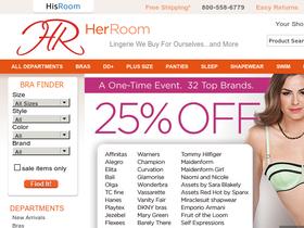HerRoom Coupons