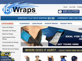Ice Wraps Coupons
