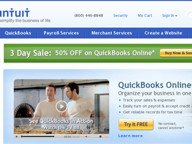 Intuit Websites Coupons