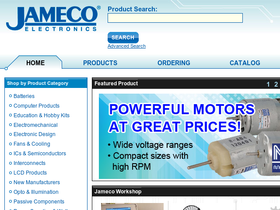 Jameco Coupons
