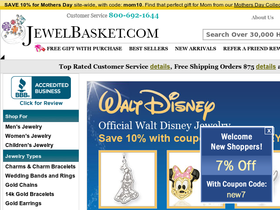 Jewel Basket Coupons