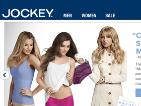 Jockey Coupons
