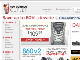 Joe's New Balance Outlet Coupons