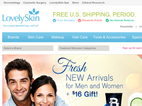 LovelySkin Coupons